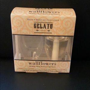 NEW: GELATO - RARE Wallflower Refill Bulb